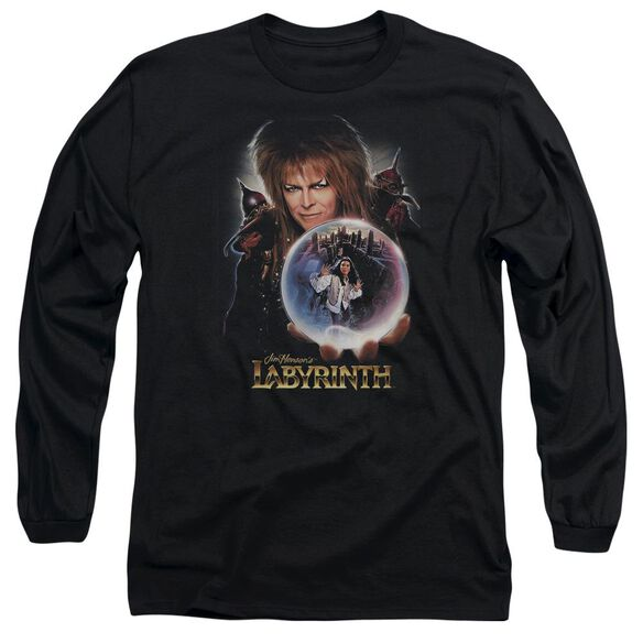 Labyrinth I Have A Gift Long Sleeve Adult T-Shirt