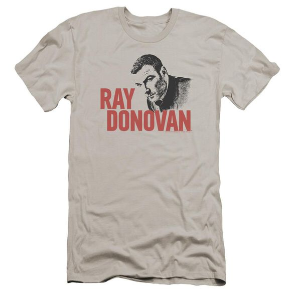 Ray Donovan Logo Premuim Canvas Adult Slim Fit