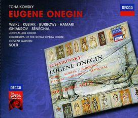 P.I. Tchaikovsky - Decca Opera: Tchaikovsky Eugene Onegin
