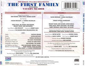 Various Artists - First Family, Vols. 1 & 2