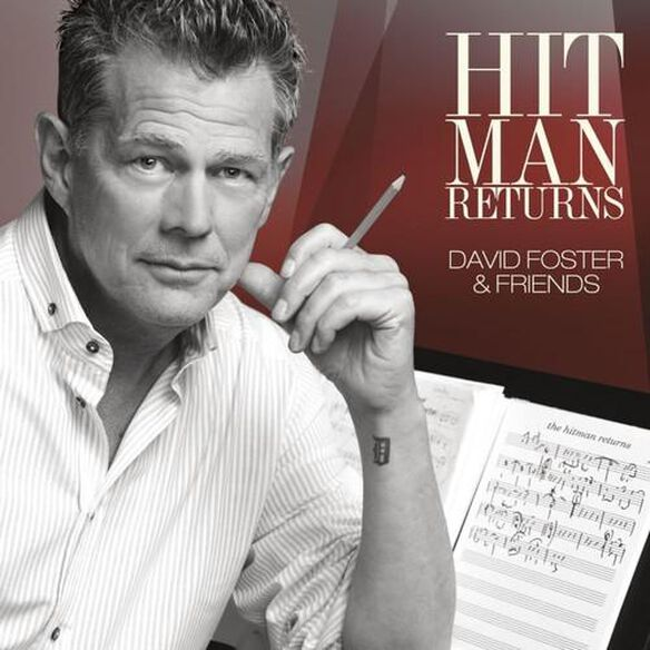 Hit Man Returns: David Foster & Friends (W/Dvd)