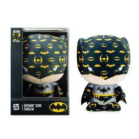 DC Comics Batman DZNR Emblem Chibi Plush