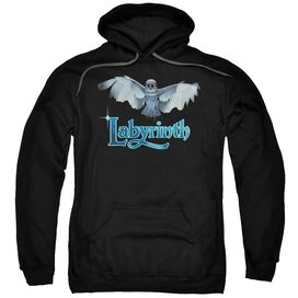 Labyrinth Title Sequence Adult Pull Over Hoodie