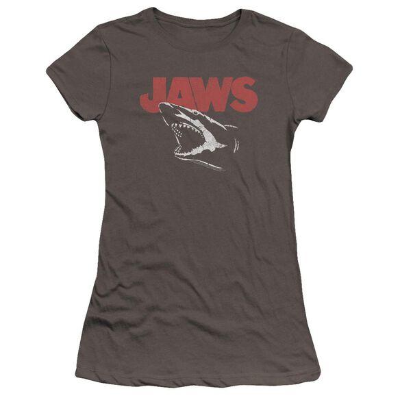 Jaws Cracked Jaw Premium Bella Junior Sheer Jersey