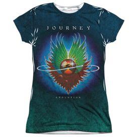 Journey Evolution Sub Short Sleeve Junior Poly Crew T-Shirt