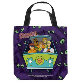 Scooby Doo Night Ride Tote
