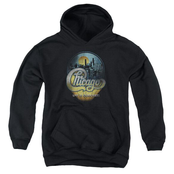 Chicago Live Youth Pull Over Hoodie