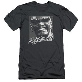 Ray Charles Signature Glasses Short Sleeve Adult T-Shirt