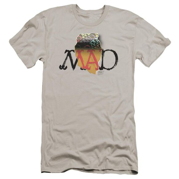 Mad Torn Logo Premuim Canvas Adult Slim Fit