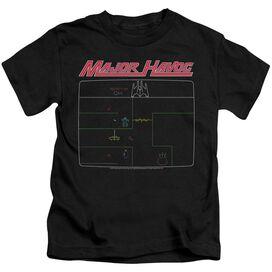 Atari Major Havoc Screen Short Sleeve Juvenile T-Shirt