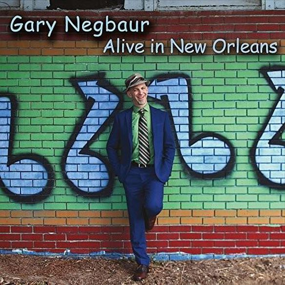 Alive In New Orleans (Cdrp)
