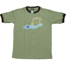 Mashimaro Fishing Juniors T-Shirt