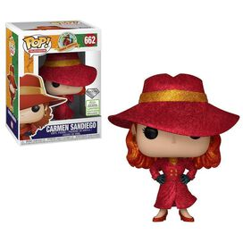 Funko Pop! Carmen Sandiego (Diamond Collection)