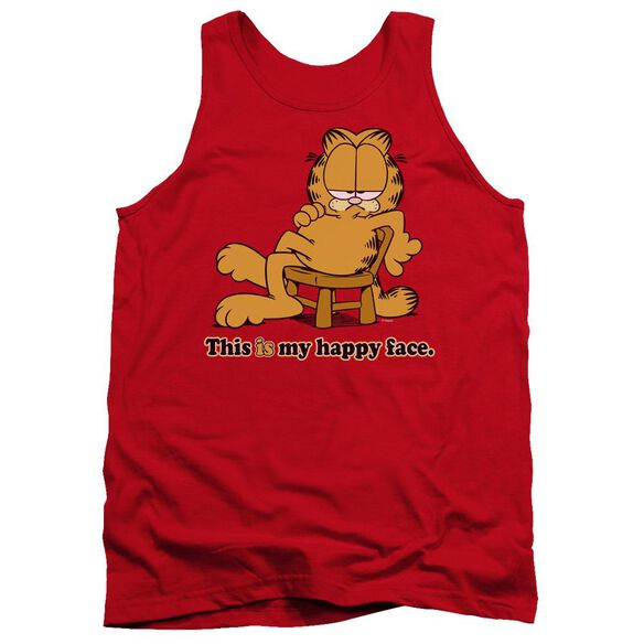 Garfield Happy Face Adult Tank