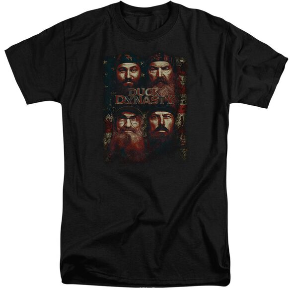 Duck Dynasty American Dynasty Short Sleeve Adult Tall T-Shirt