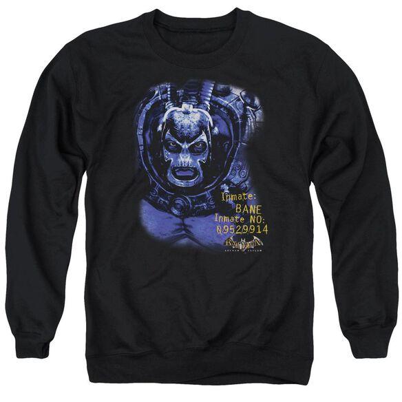 Batman Aa Arkham Bane Adult Crewneck Sweatshirt