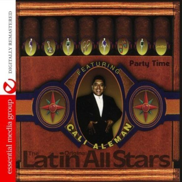 Original Latin All Stars - Party Time