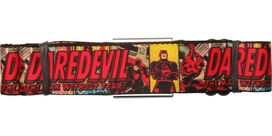 Daredevil No Fear Panels Seatbelt Belt