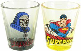 DC Comics Hero Tint Shot Glass Set