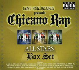 Various Artists - Chicano Rap All Stars [Box Set]