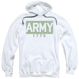 Army Block Adult Pull Over Hoodie