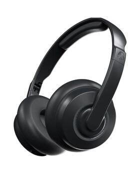 Skullcandy Bluetooth Wireless Cassette Over Ear Headphones [Black]