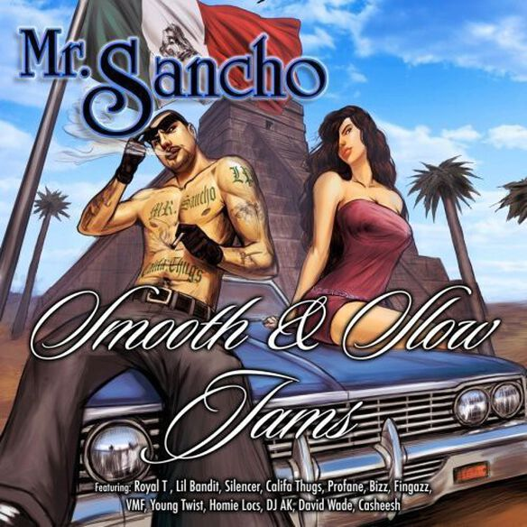 Mr. Sancho - Smooth & Slow Jams