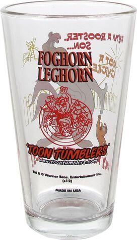 Looney Tunes Foghorn Leghorn Pint Glass