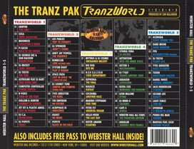 Various Artists - Webster Hall's Tranz Pack