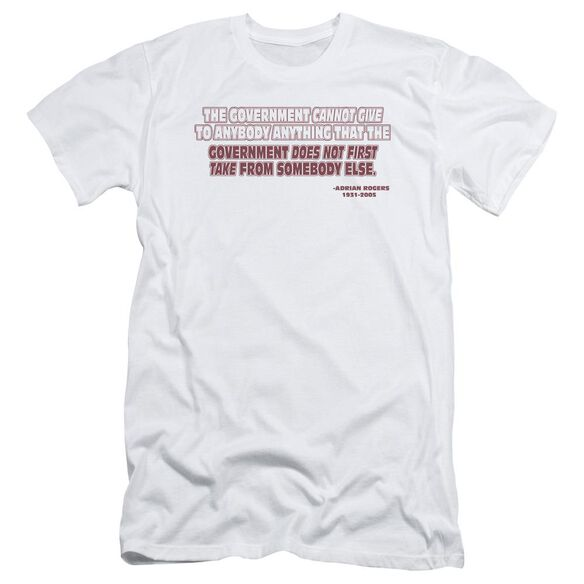 Government Give Take Hbo Short Sleeve Adult T-Shirt