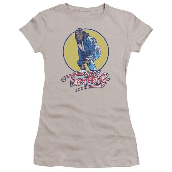 Teen Wolf Rockin Teen Wolf Premium Bella Junior Sheer Jersey
