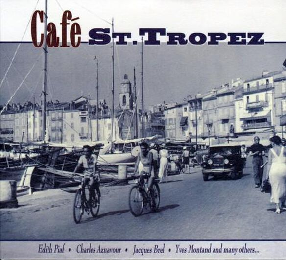 Cafe St Tropez / Various (Hol)