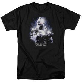 Bsg 35 Th Anniversary Cylon Short Sleeve Adult T-Shirt