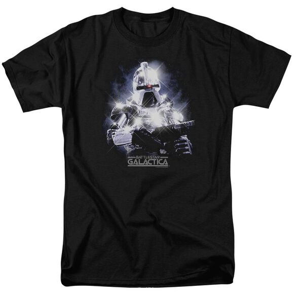 Bsg 35 Th Anniversary Cylon Short Sleeve Adult T-Shirt