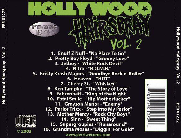 Hollywood Hairspray V2
