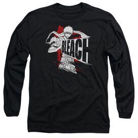 Bleach Sword Drawn Long Sleeve Adult T-Shirt