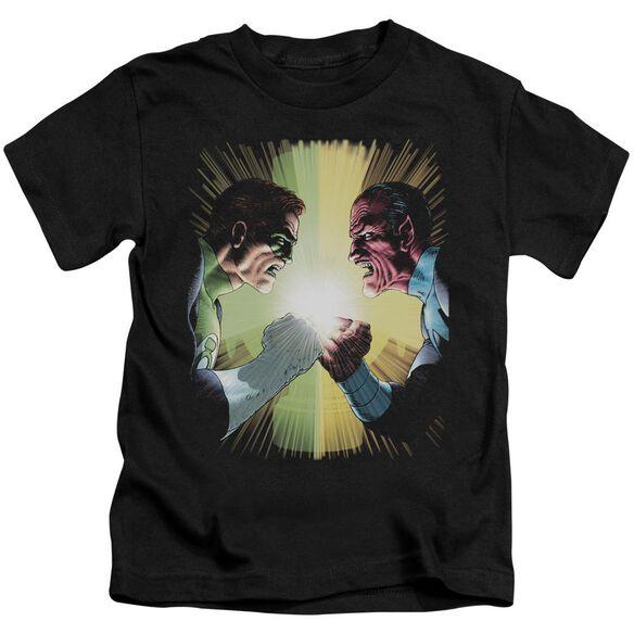 Green Lantern Gl #60 Cover Short Sleeve Juvenile Black Md T-Shirt