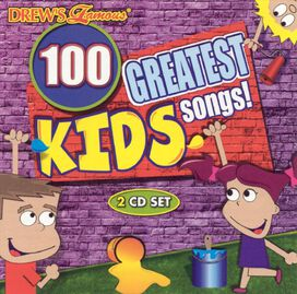Various Artists - Drew's Famous 100 Greatest Kids Songs