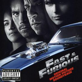 Original Motion Picture Soundtrack - Fast & Furious [Original Motion Picture Soundtrack]