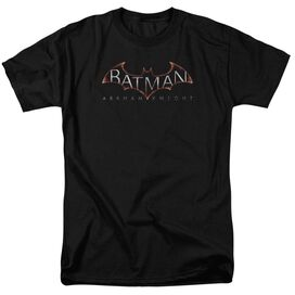 Batman Arkham Knight Logo Short Sleeve Adult T-Shirt