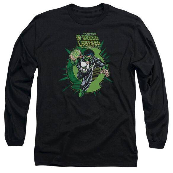 Green Lantern Rayner Cover Long Sleeve Adult T-Shirt