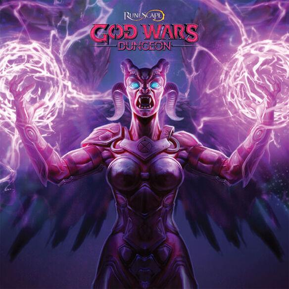 Ian Taylor / Adam Bond - RuneScape: God Wars Dungeon (Original Soundtrack)