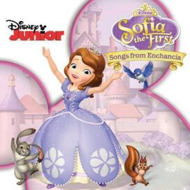 Original Soundtrack - Sofia the First: Songs from Enchancia