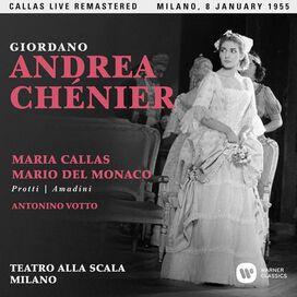 Maria Callas - Giordano: Andrea Chenier (milano 08/01/1955)