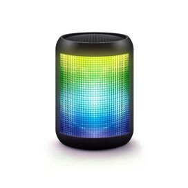 Merkury Innovations Flash LED Bluetooth Speaker