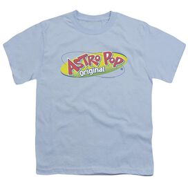 Astro Pop Logo Short Sleeve Youth Light T-Shirt