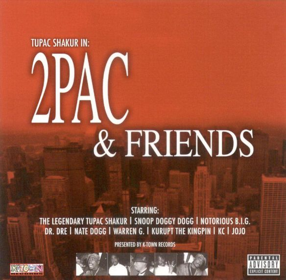 2 Pac And Friends 1103