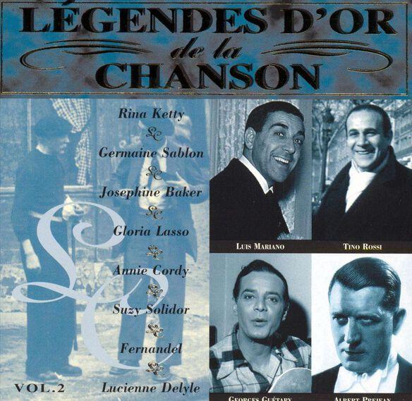 Legendes D'or De La Chans