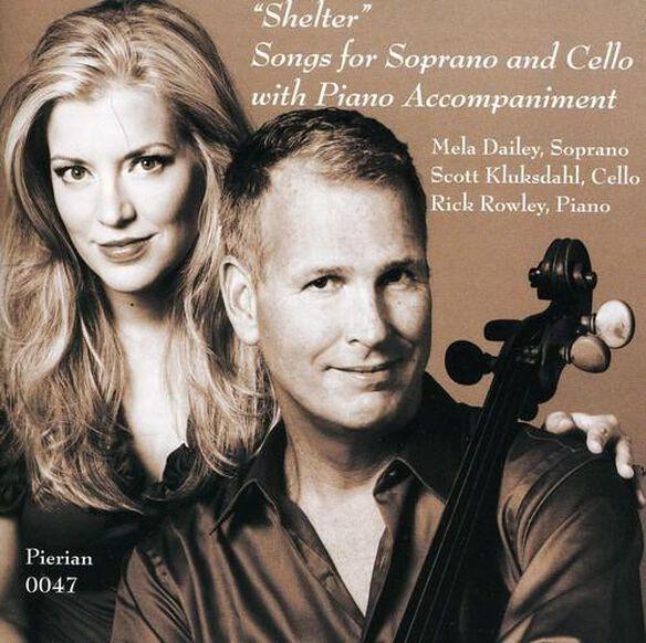 Songs For Soprano & Cello
