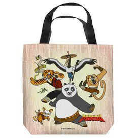 Kung Fu Panda Kung Fu Group Tote